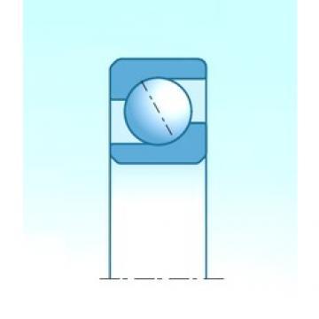 40 mm x 68 mm x 15 mm  NTN 7008UG/GMP4/15KQTQ Cojinetes De Bola De Contacto Angular