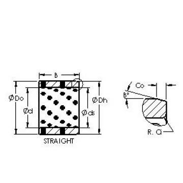 AST AST650 658070 Rodamientos Deslizantes