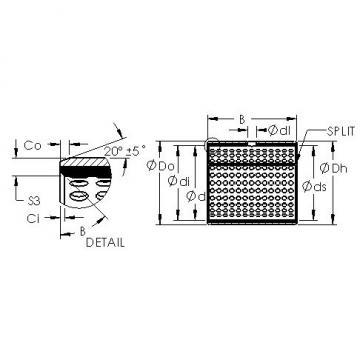 AST AST800 4030 Rodamientos Deslizantes