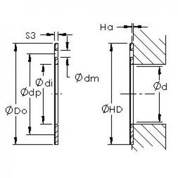 AST AST11 WC26 Rodamientos Deslizantes