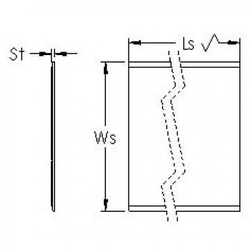 AST AST40 SP1.5 Rodamientos Deslizantes