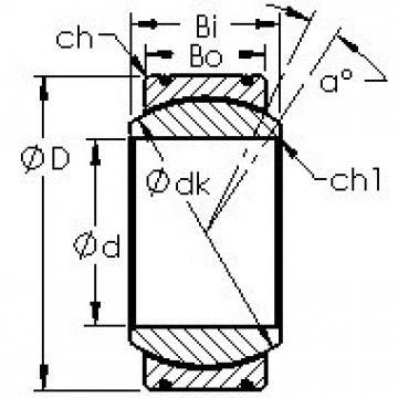 AST GE90XT/X Rodamientos Deslizantes