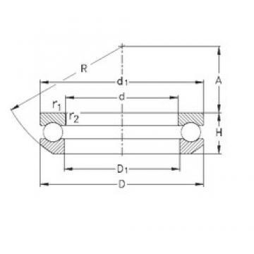 NKE 53416-MP Cojinetes De Bola