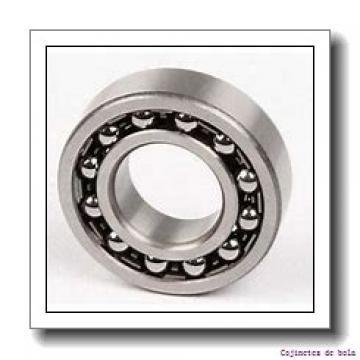 165,1 mm x 289,975 mm x 63,5 mm  KOYO HM237535/HM237513 Rodamientos De Rodillos Cónicos