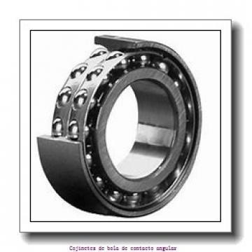 85,725 mm x 190,5 mm x 39,6875 mm  RHP NMJ3.3/8 Rodamientos De Bolas Autoalineables