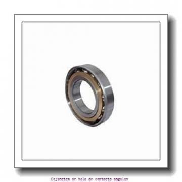 25,4 mm x 64,292 mm x 21,432 mm  KOYO M86643R/M86610 Rodamientos De Rodillos Cónicos