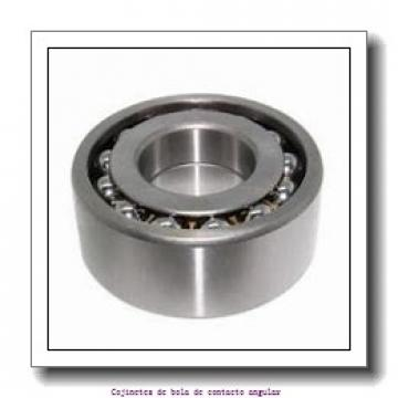 170 mm x 280 mm x 204 mm  NKE 52240-MP Cojinetes De Bola