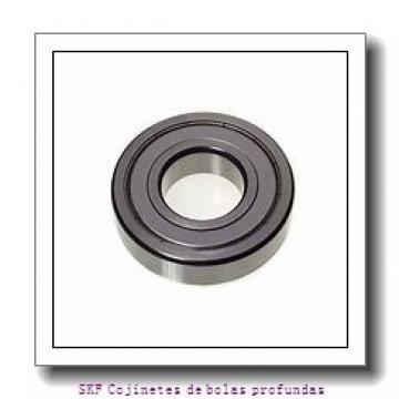110 mm x 200 mm x 38 mm  SKF NUP222ECP Rodamientos De Rodillos