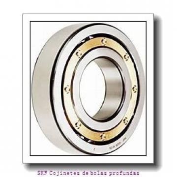 100 mm x 210 mm x 123 mm  NKE 52324-MP Cojinetes De Bola