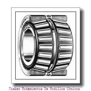 63,5 mm x 127 mm x 23,8125 mm  RHP NLJ2.1/2 Rodamientos De Bolas Autoalineables
